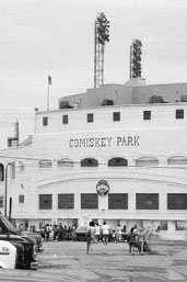 Riot at Comiskey Park!
