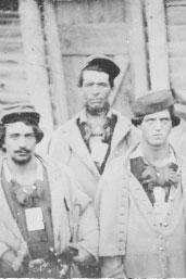 Confederate POWs Fill Camp Douglas